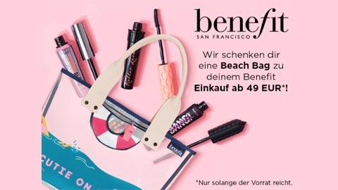Benefit Beach Bag