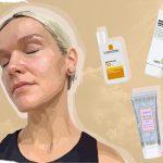 Sonnenschutz Gesicht