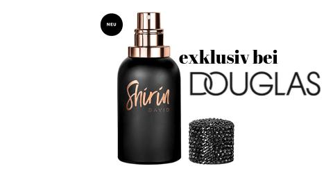 Shirin David – Der neue Duft. Jetzt exklusiv bei Douglas!*
