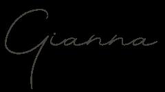 Unterschrift Gianna